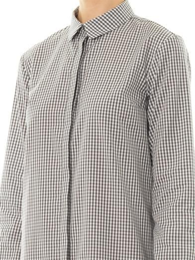 Richard Nicoll Gingham shirt dress
