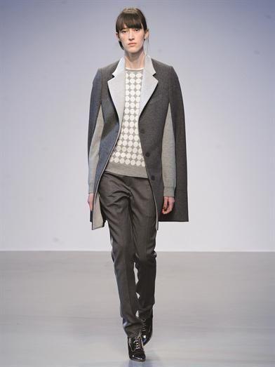 Richard Nicoll Circle intarsia-knit sweater