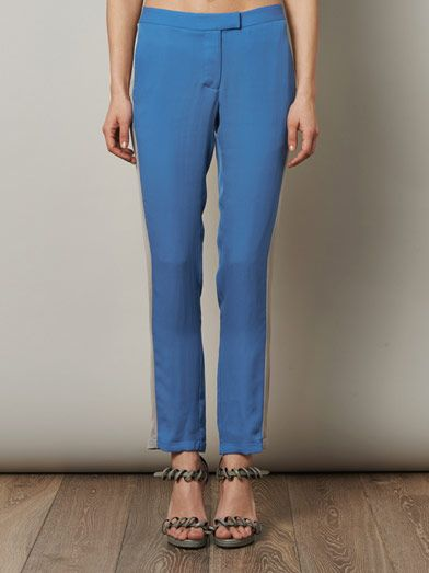 Richard Nicoll Side stripe tailored trousers