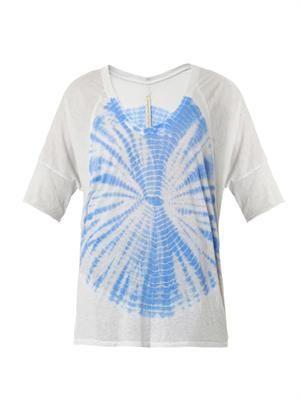Luna tie-dye T-shirt