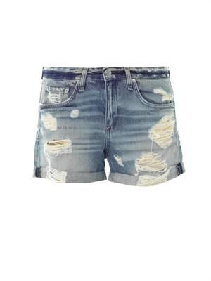 Rebel boyfriend shorts