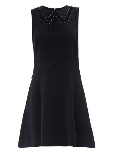 Rag & Bone Lillian lace-up dress