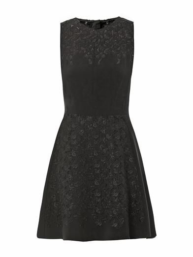 Rag & Bone Aya lace panel dress