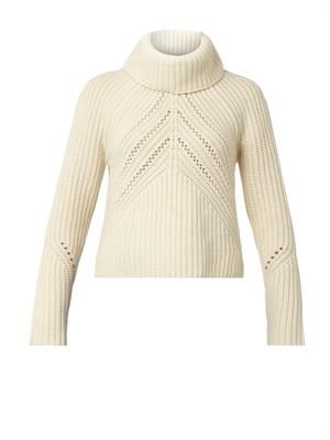 Cece roll-neck sweater
