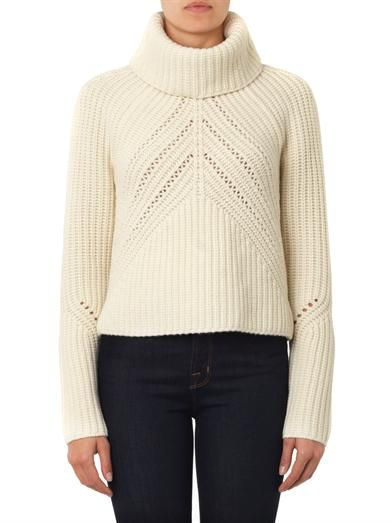 Rag & Bone Cece roll-neck sweater