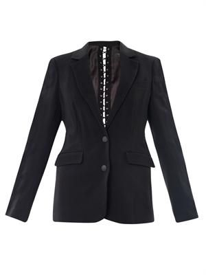 Lillian laced back blazer