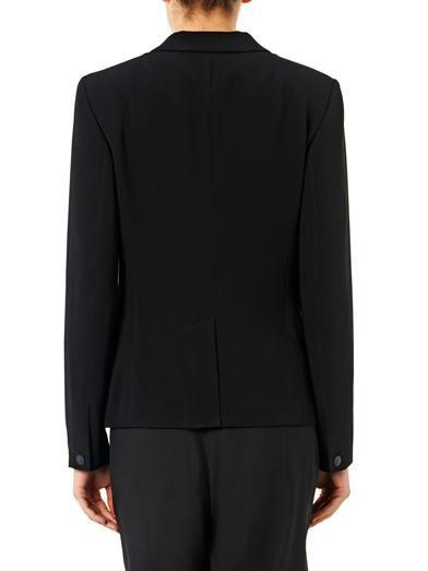 Rag & Bone Lorimer crepe blazer