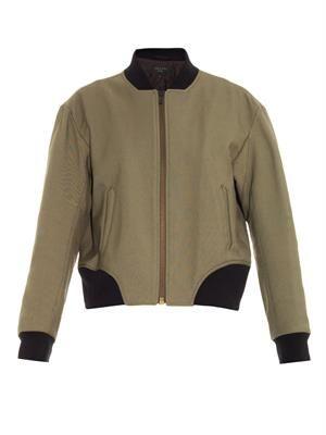 Challenge bomber jacket