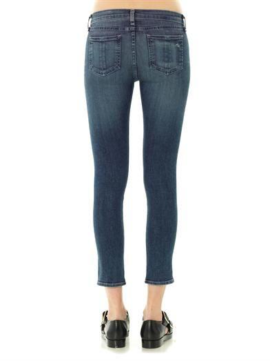 Rag & Bone Sonoma mid-rise capri jeans