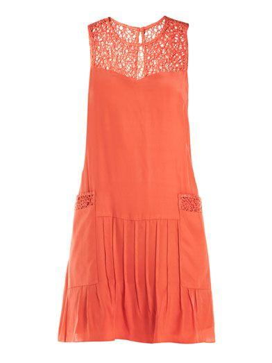 Rag & Bone Abigayle netty silk dress