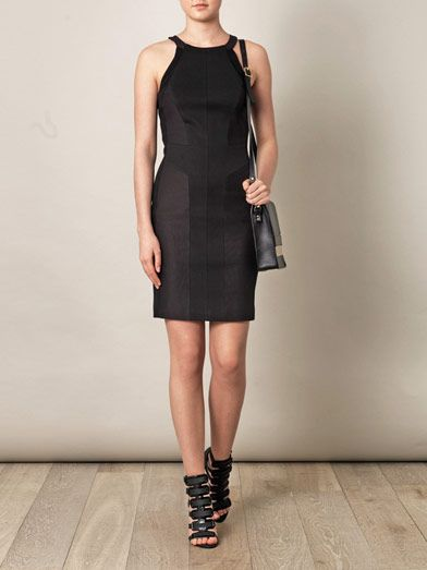 Rag & Bone Camden panelled dress