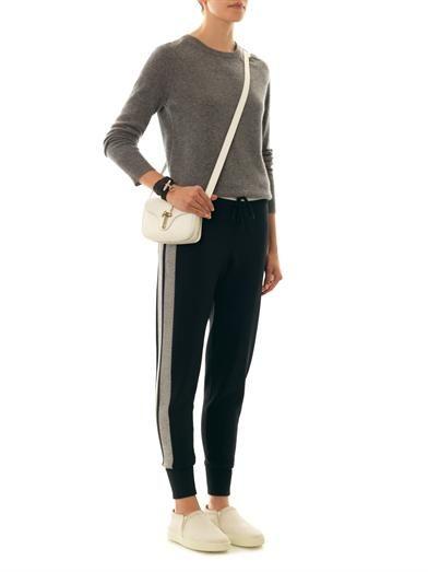 Rag & Bone Sammi heavy-knit track pants