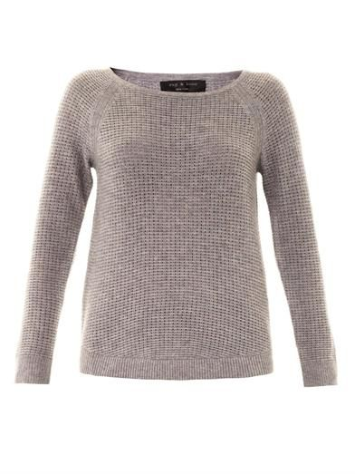 Rag & Bone Kylie raglan sweater
