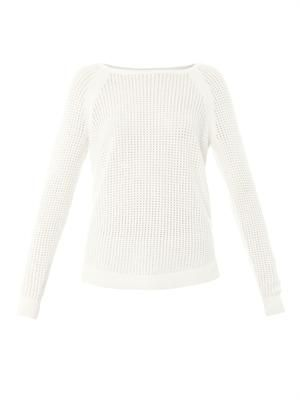 Kylie raglan sweater