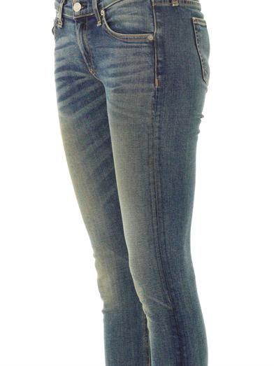 Rag & Bone Skinny mid-rise jeans