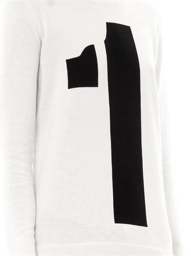 Rag & Bone Number cotton-knit sweatshirt