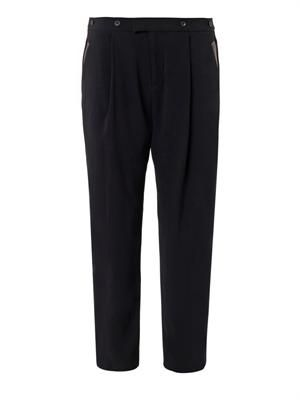 Park tailored trousers