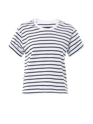 Boy striped T-shirt