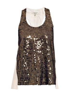 Bahia sequin top