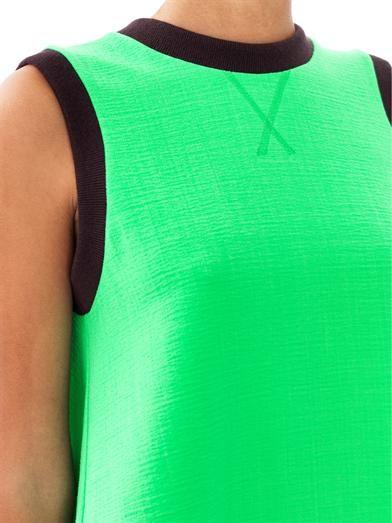 Roksanda Keller crepe swing top