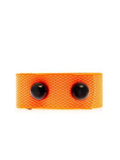 Roksanda Neon elasticated belt