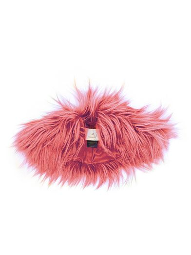 Roksanda Goat hair collar