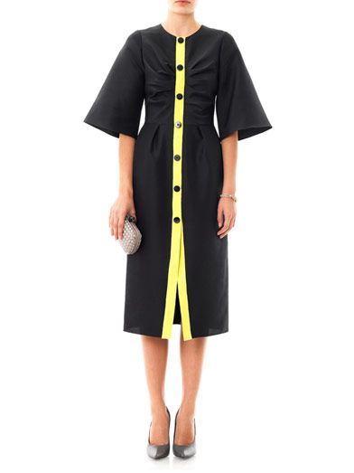 Roksanda Ilincic Vaughn button down midi dress