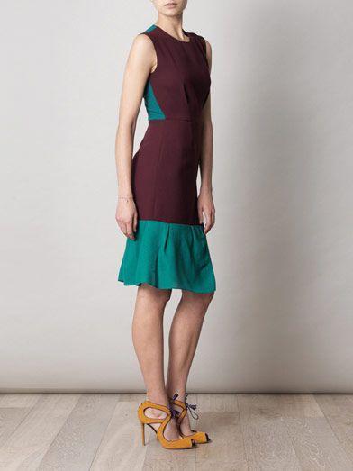 Roksanda Ilincic Bramall waffle dress