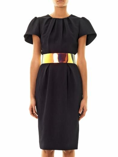 Roksanda Ilincic Oriel crepe dress