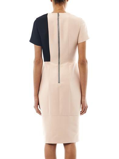 Roksanda Elvyn colour-block dress