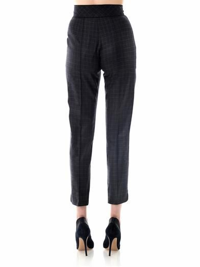 Roksanda Ilincic Etting tailored straight-leg trousers