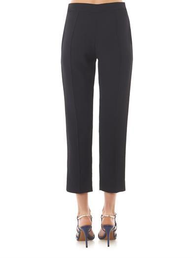 Roksanda Montague tailored crepe trousers