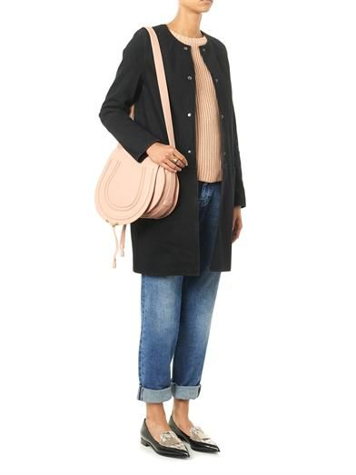 MiH Jeans The Slim popper coat