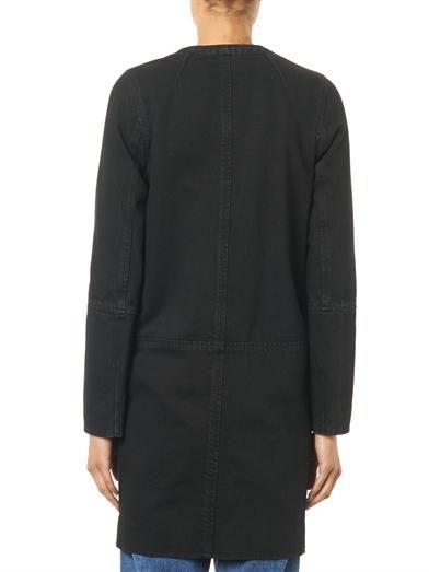 MiH Jeans The Slim popper coat
