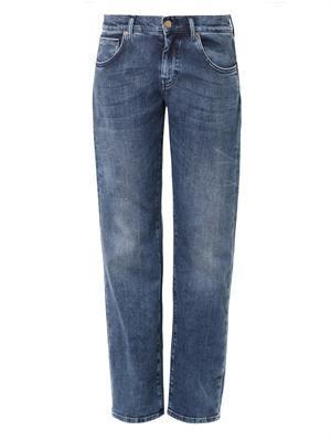 The Manchester low-slung boyfriend jeans