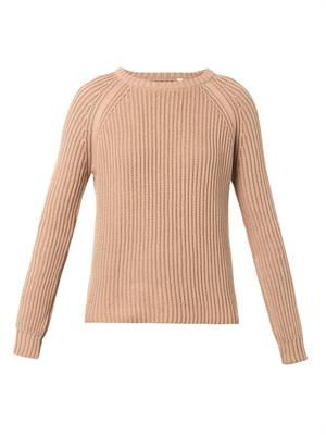 The Tricot crew-neck sweater
