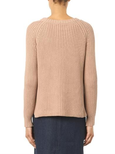 MiH Jeans The Tricot crew-neck sweater