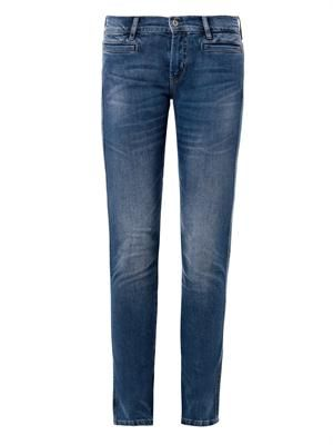 Ellsworth high-rise skinny jeans