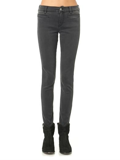 MiH Jeans Ellsworth high-rise skinny jeans