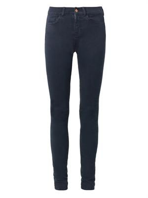The Bodycon high-rise skinny jeans