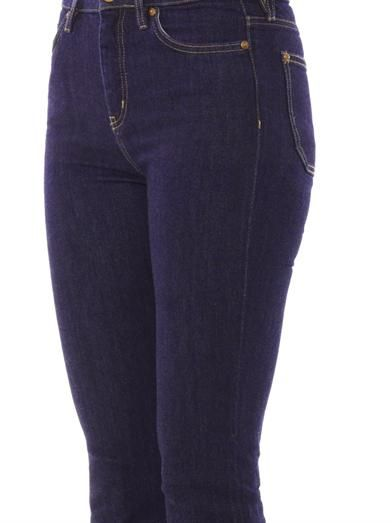 MiH Jeans Nouvelle high-rise straight-leg jeans