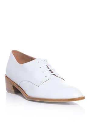 Xuz leather lace-ups