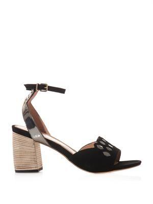 Myster block-heel sandals