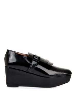 Landa wedge loafer