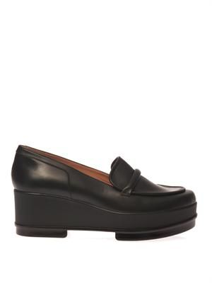Yokole wedge loafers