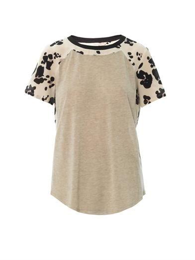 Rebecca Taylor Cool Cat T-shirt
