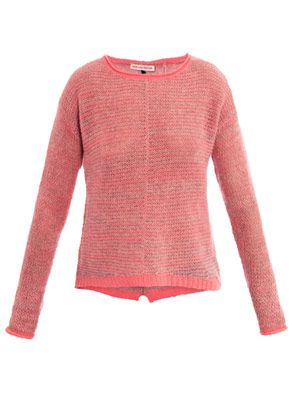 Cashmere marl sweater