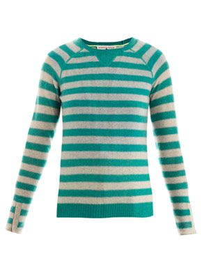 Whisper weight cashmere sweater
