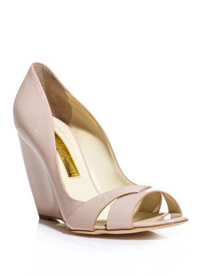 Peggy wedge sandals