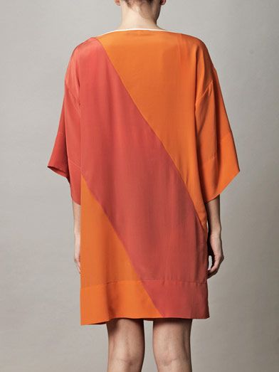 Roksanda Ilincic Odina colour-block dress